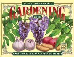 The Old Farmer's Almanac Gardening 2018 Calendar (Calendar)