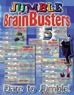 Jumble Brainbusters: Dare to Jumble (Paperback)