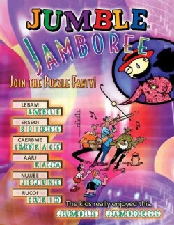 Jumble Jamboree: Join The Puzzle Party! (Paperback)