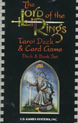 The Lord of the Rings: Tarot Deck & Card Game