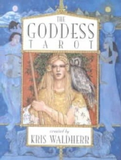 Goddess Tarot Deck (Cards)