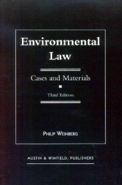Environmental Law: Cases and Materials (Paperback)