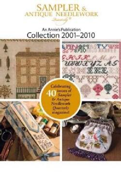 Sampler & Antique Needlework Quarterly Collection 2001-2010 (DVD video)
