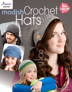Modish Crochet Hats (Paperback)