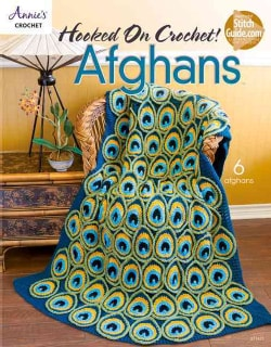 Hooked on Crochet! Afghans (Paperback)