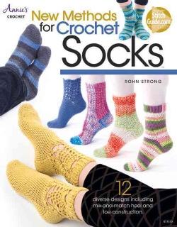 New Methods for Crochet Socks (Paperback)