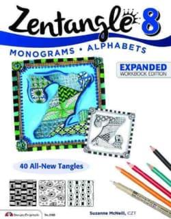 Zentangle 8 (Paperback)
