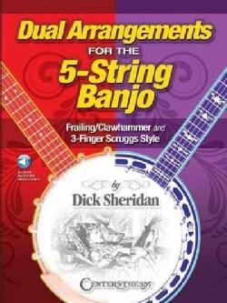 Earl scruggs 5 string banjo book
