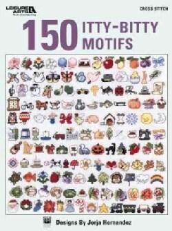 150 Itty-Bitty Motifs (Paperback)