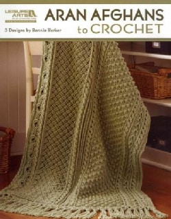 Aran Afghans to Crochet (Paperback)
