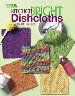 Kitchen Bright Dishcloths (Paperback)