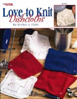 Love to Knit Dishcloths (Paperback)