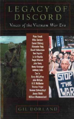 Legacy of Discord: Voices of the Vietnam Era (Paperback)