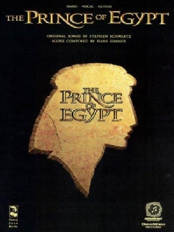 The Prince of Egypt: Piano/Vocal/Guitar (Paperback)