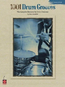1001 Drum Grooves: The Complete Resource for Every Drummer (Paperback)
