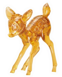 Bambi Licensed 3D Crystal Puzzle: Level 1: 36 Pieces (General merchandise)
