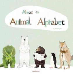 Almost an Animal Alphabet (Hardcover)