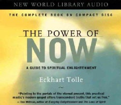The Power of Now: A Guide to Spiritual Enlightenment (CD-Audio)