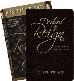 Destined to Reign Devotional: Daily Reflections for Effortless Success, Wholeness, and Victorious Living (Paperback)