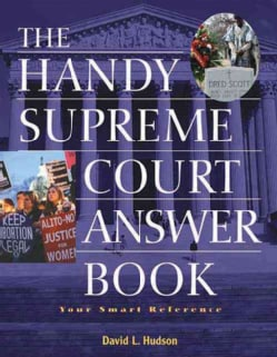The Handy Supreme Court Answer Book (Paperback)