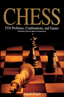 Chess: 5334 Problems, Combinations, and Games (Paperback)