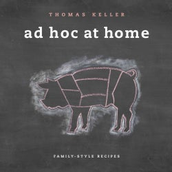 Ad Hoc at Home (Hardcover)
