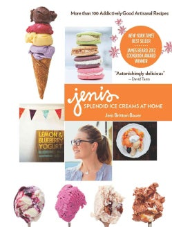 Jeni's Splendid Ice Creams at Home (Hardcover)