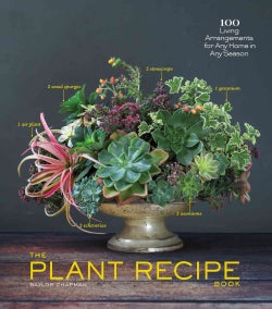 The Plant Recipe Book: 100 Living Arrangements for Any Home in Any Season (Hardcover)