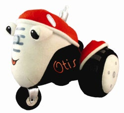 Otis the Tractor Doll (Soft toy)