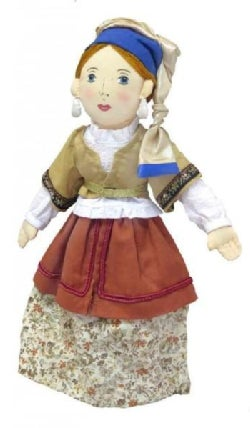 Girl With a Pearl Earring Doll: 12 Inch (Doll)