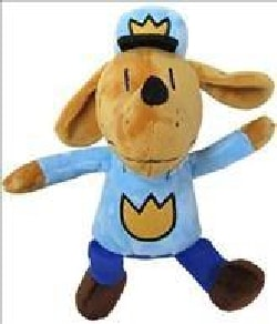 Dog Man Doll (Soft toy)