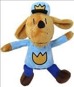 Dog Man Doll (Soft toy)