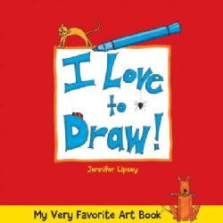 I Love to Draw (Hardcover)