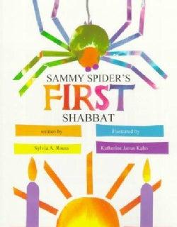 Sammy Spider's First Shabbat (Paperback)