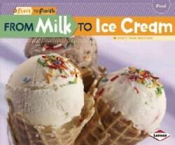 From Milk to Ice Cream (Paperback)