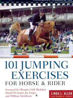 101 Jumping Exercises for Horse & Rider (Paperback)