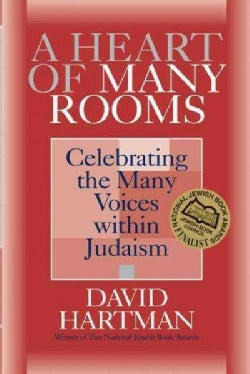 A Heart of Many Rooms: Celebrating the Many Voices Within Judaism (Paperback)