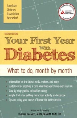 Your First Year With Diabetes (Paperback)
