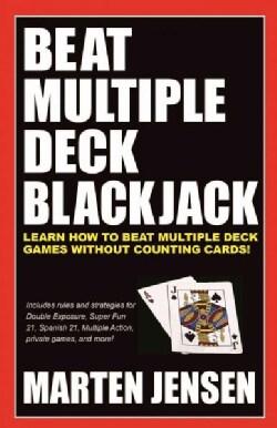 Beat Multiple Deck Blackjack (Paperback)