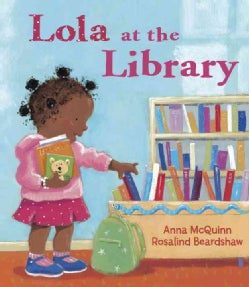 Lola at the Library (Hardcover)