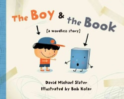 The Boy & the Book (Hardcover)