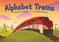 Alphabet Trains (Hardcover)