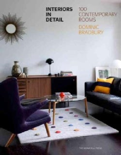 Interiors in Detail: 100 Contemporary Rooms (Hardcover)