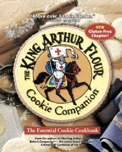 The King Arthur Flour Cookie Companion: The Essential Cookie Cookbook (Paperback)