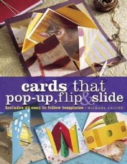 Cards That Pop-Up, Flip & Slide (Paperback)