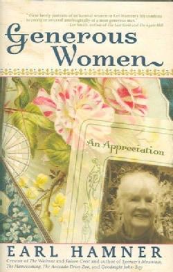 Generous Women: An Appreciation (Hardcover)