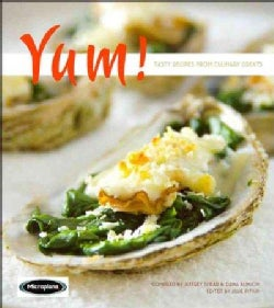 Yum Tasty Recipes from Culinary Greats (Hardcover)