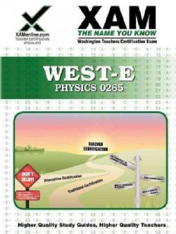 West-e Physics 0265 (Paperback)