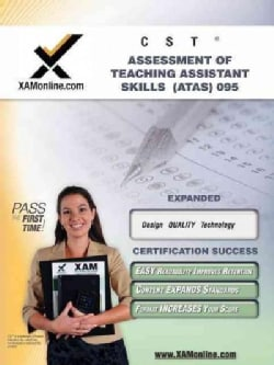 NYSTCE Atas Assessment of Teaching Assistant Skills 095 (Paperback)