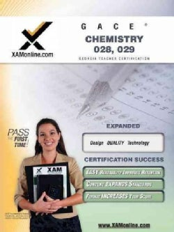 Gace Chemistry 028, 029: Teacher Certification Exam (Paperback)